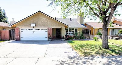 Modesto Single Family Home For Sale: 313 Boone Avenue