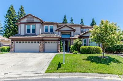 Granite Bay Single Family Home For Sale: 110 Hamilton Court