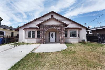 Sacramento Single Family Home For Sale: 4082 73rd Street