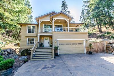 Colfax Single Family Home For Sale: 26059 Norton Grade Road