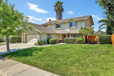 Tracy Single Family Home For Sale: 2835 Reyes Lane