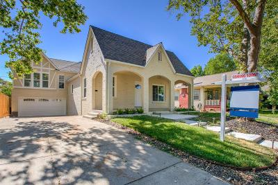 Sacramento Single Family Home For Sale: 1217 35th Street
