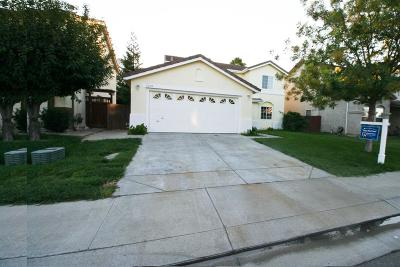 Stockton Single Family Home For Sale: 4249 Pacific View Lane