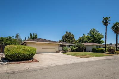 Sacramento Single Family Home For Sale: 9 Pebble Court
