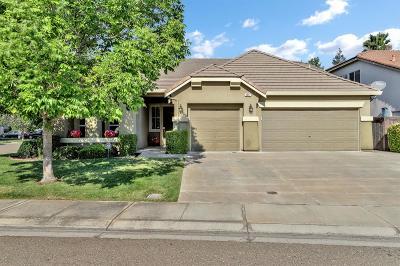 Modesto Single Family Home For Sale: 3317 Fetereia Drive