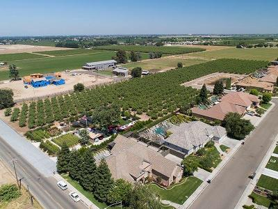 Turlock Commercial Lots & Land For Sale: 3751 East Tuolumne Road