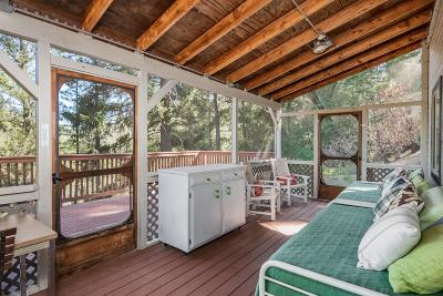 Colfax Single Family Home For Sale: 1930 Peaceful Valley Road