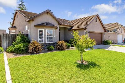 Manteca Single Family Home For Sale: 1576 Maloney Way