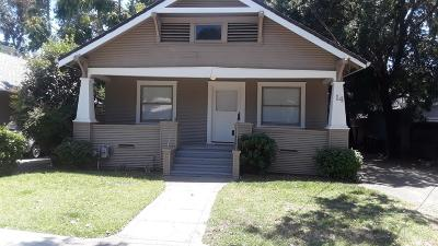 Stockton Single Family Home For Sale: 14 East Wyandotte Street