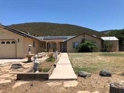 Valley Springs Single Family Home For Sale: 6861 Harding