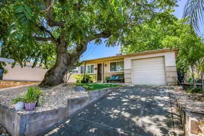 Roseville Single Family Home For Sale: 1130 Circuit Drive