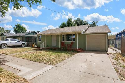 Lodi Single Family Home For Sale: 716 North School Street