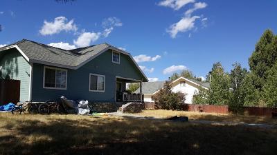 Plumas County Single Family Home For Sale: 260 Utah Street