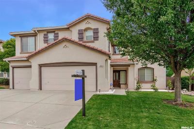 Rocklin Single Family Home For Sale: 6104 Preston Circle