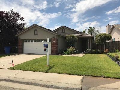 Folsom Single Family Home For Sale: 1075 Rathbone Circle