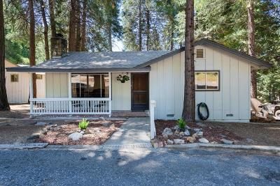 Pollock Pines Single Family Home For Sale: 5240 Gilmore Road