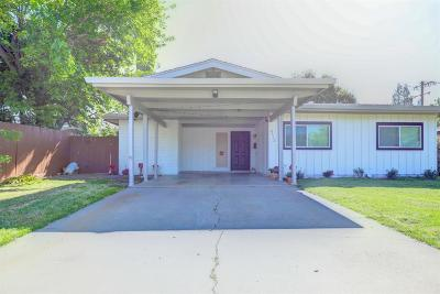Stockton Single Family Home For Sale: 6212 Harrisburg Place