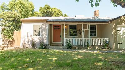 Sacramento Single Family Home For Sale: 107 Tivoli Way