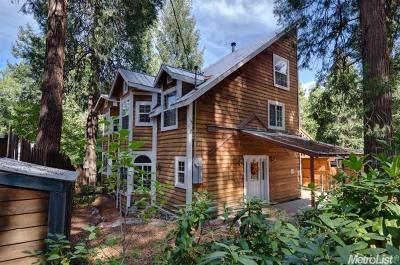Pollock Pines Single Family Home For Sale: 6325 Fairview Drive