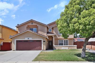 Tracy Single Family Home For Sale: 2165 Jenni Lane