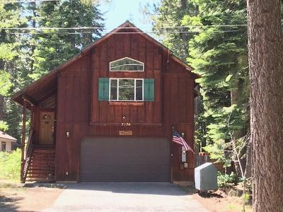 El Dorado County Single Family Home For Sale: 7274 3rd Avenue