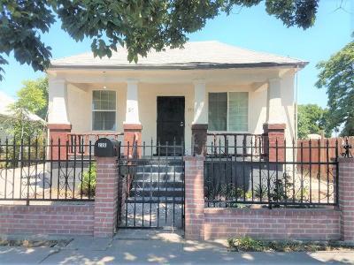 Stockton Single Family Home For Sale: 27 East Jackson Street