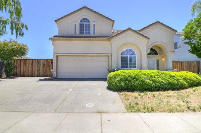 Sacramento Single Family Home For Sale: 9020 Pebble Field Way