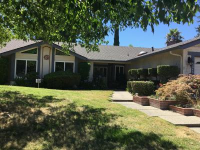 Stockton Single Family Home For Sale: 2046 Angelico Circle