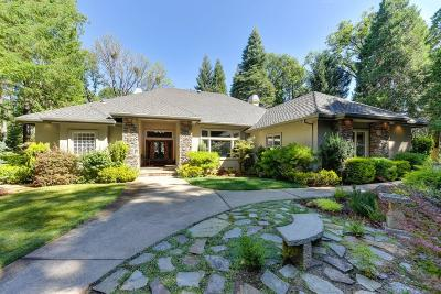 Nevada City Single Family Home For Sale: 13498 Quaker Hill Cross Road