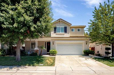 Stockton Single Family Home For Sale: 6514 Pine Meadow Circle