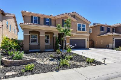 Roseville Single Family Home For Sale: 5017 Maestro Way