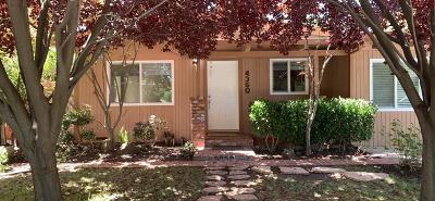 Sacramento Single Family Home For Sale: 4360 Custis Avenue