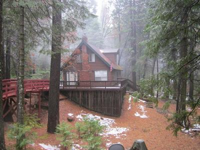 El Dorado County Single Family Home For Sale: 4985 Meadow Glen Dr.