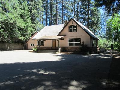 Pollock Pines Single Family Home For Sale: 5730 Pony Express Trail