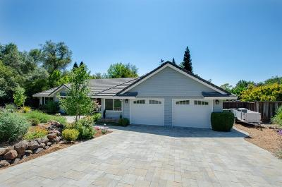Granite Bay Single Family Home Pending Sale: 8214 Shadowood Court