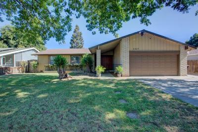 Modesto Single Family Home For Sale: 3317 East Orangeburg Avenue