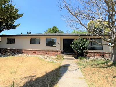 Single Family Home For Sale: 1269 Silver Oak Way