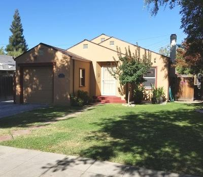 Stockton Single Family Home For Sale: 1230 North Edison