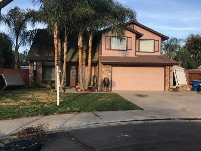 Ceres Single Family Home For Sale: 3812 Dano Court