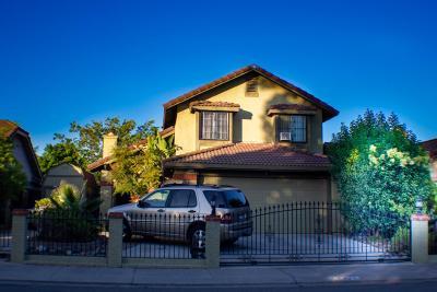 Stockton Single Family Home For Sale: 5820 Gentry Avenue
