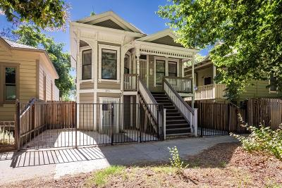 Sacramento Multi Family Home For Sale: 325 15th Street