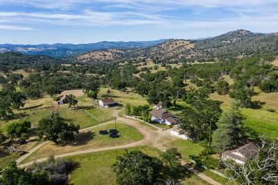 Mariposa County Single Family Home For Sale: 3396 Ben Hur Road