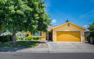 Woodland Single Family Home For Sale: 1429 Springdale