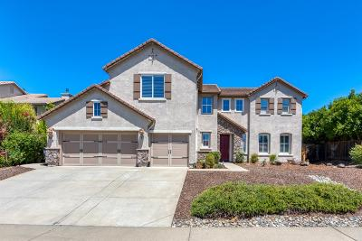 Rocklin CA Single Family Home For Sale: $849,900