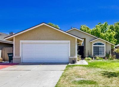 Modesto Single Family Home For Sale: 2704 River Creek Circle