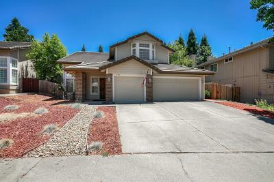 Rocklin Single Family Home For Sale: 2217 Salem Way
