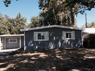 Davis Single Family Home For Sale: 552 L Street