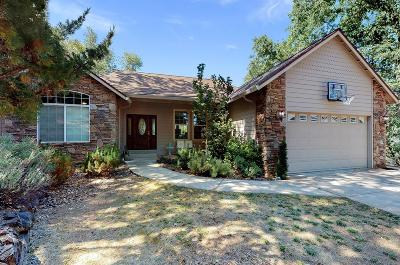 Grass Valley Single Family Home For Sale: 18395 Wolf Creek Road