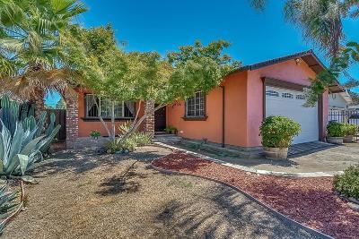Stockton Single Family Home For Sale: 3144 North F Street