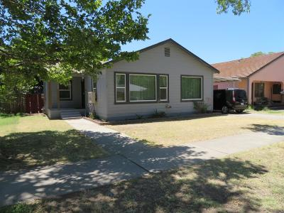 Merced Single Family Home For Sale: 636 West 25th Street